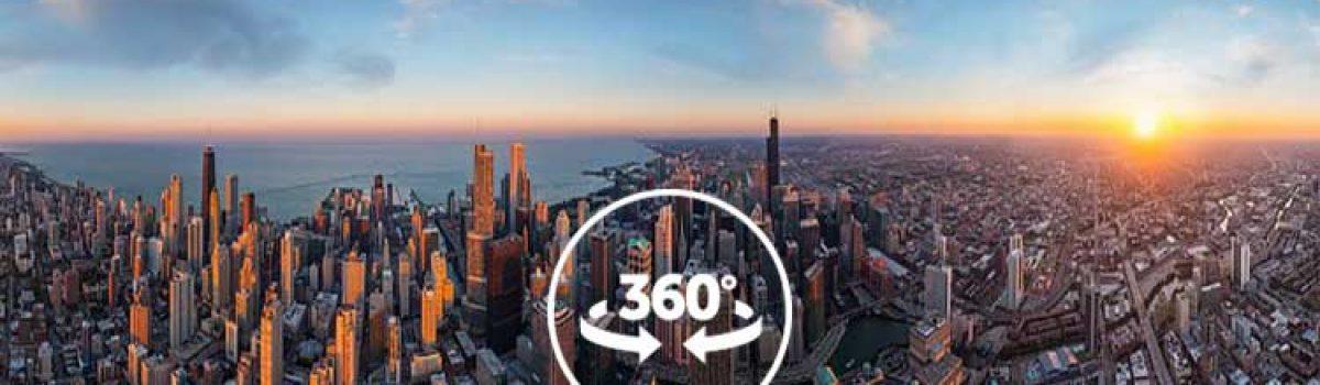 Produção de Vídeo 360º